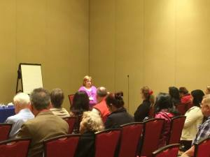 "Pathways Magazine Natural Living Expo - April 12, 2015  ""Messages from Spirit"""